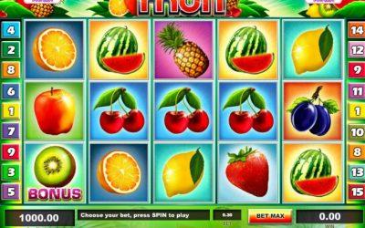 Kiss the Fruit Slots