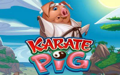 Most entertaining play with Karate Pig